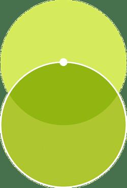 Vesicia Pisces 1 und 2 Kreis