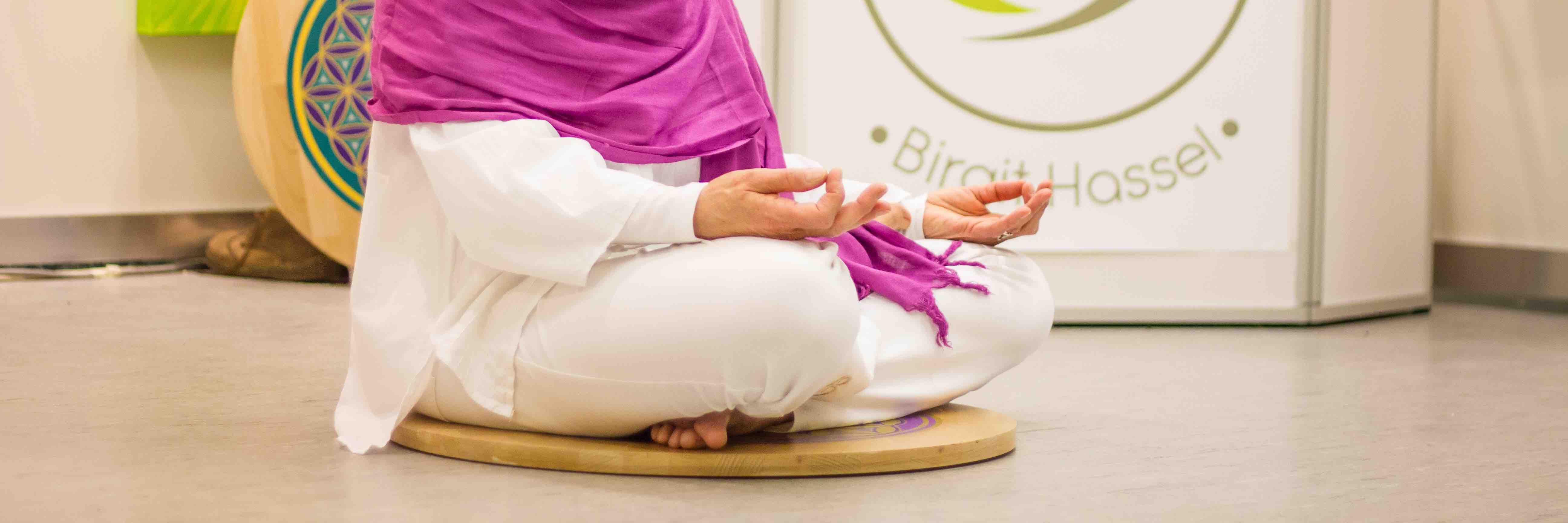 Blume des Lebens: Meditation