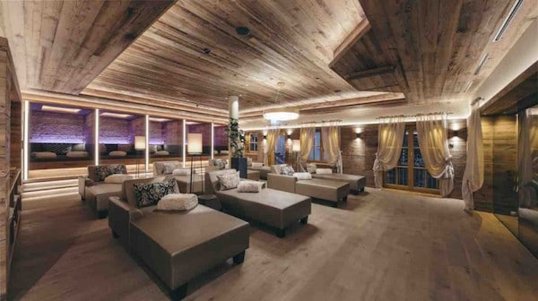 Hotel Engel Welschnofen: Spa