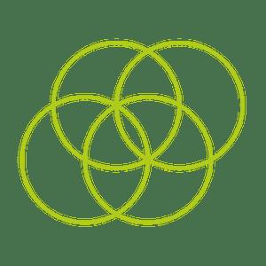 Heilige Geometrie - Blume des Lebens Kreis 4
