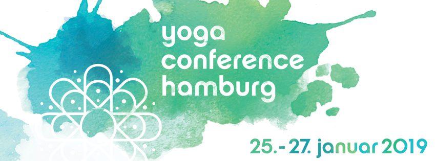 Birgit Hassel stellt bei der Yoga Conference Hamburg 2019 aus
