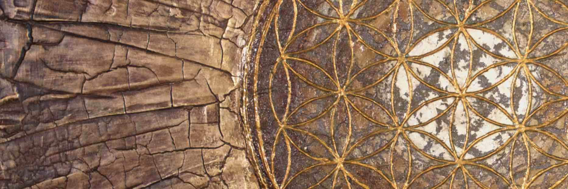 Die Blume des Lebens: Hier erhältst Du alle wichtigen Information zur Bedeutung und Wirkung des Symbols sowie zu den Anwendungsmöglichkeiten im Alltag