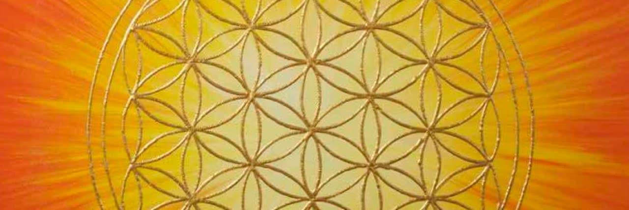 Blume des Lebens: Ursprung