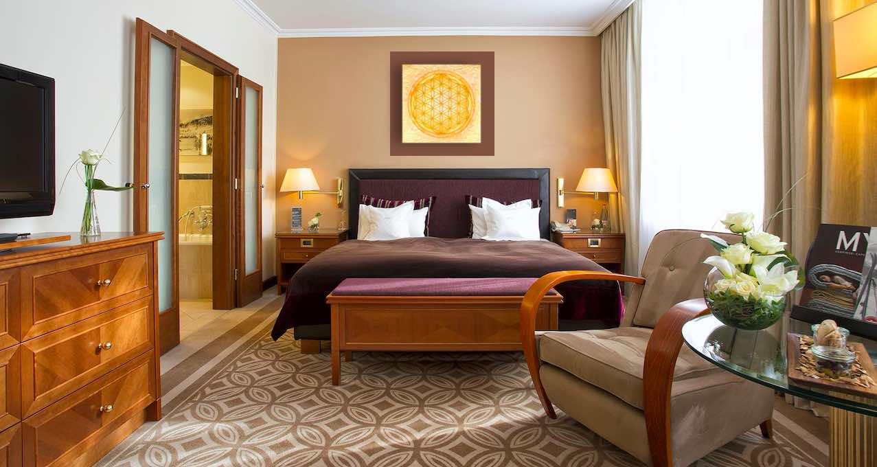 Feng Shui Schlafzimmer einrichten: 12 wichtige Tipps