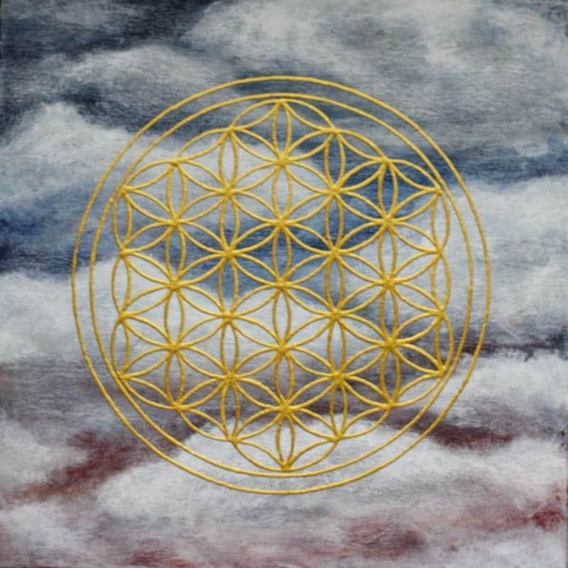 Energiebild: Kosmische Ordnung