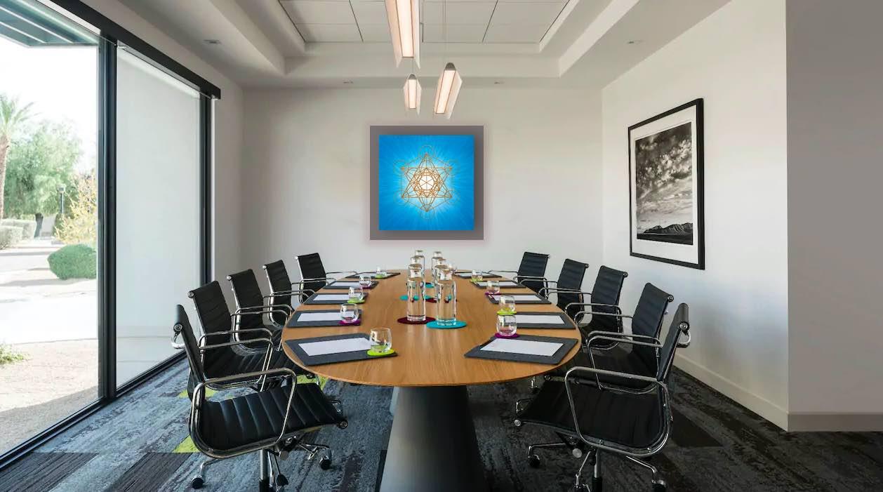 Feng Shui im Arbeitszimmer: worauf Du bei der Einrichtung und Gestaltung achten musst