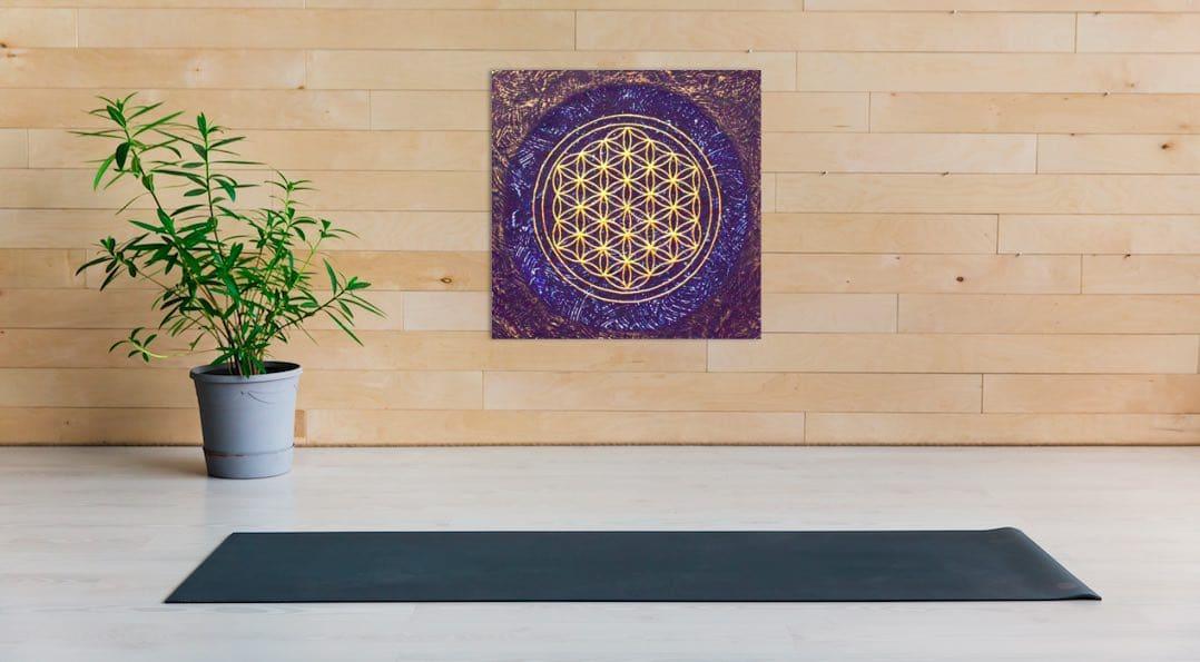 Das Stirnchakra - handgemalte Chakra Energiebilder online kaufen