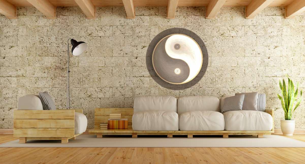 Yin Yang Bilder im Online Shop kaufen
