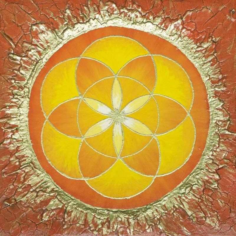 Energiebild: Seed of Life