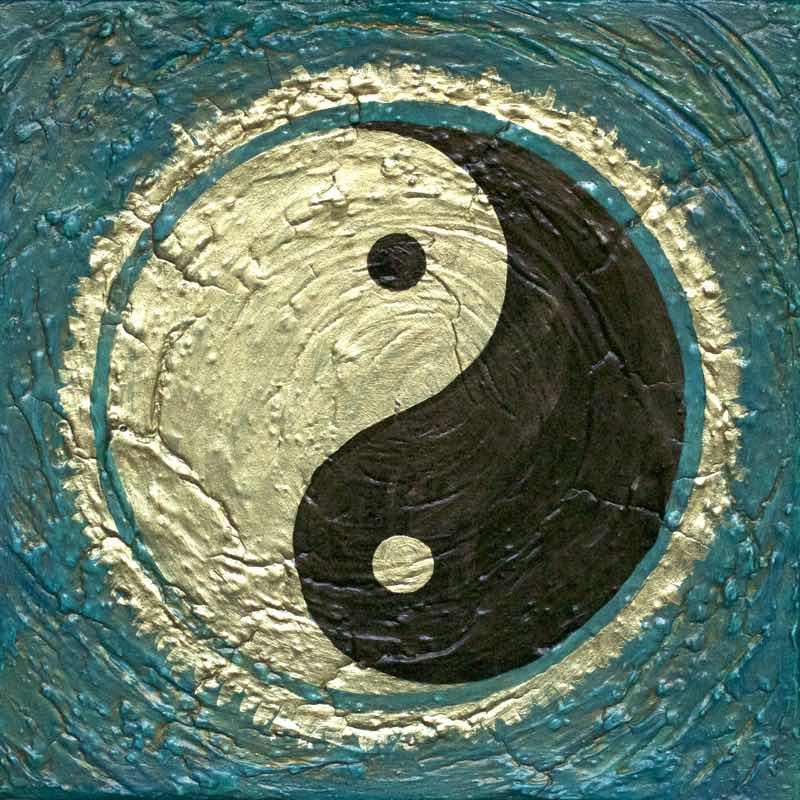 Yin Yang, 20 cm