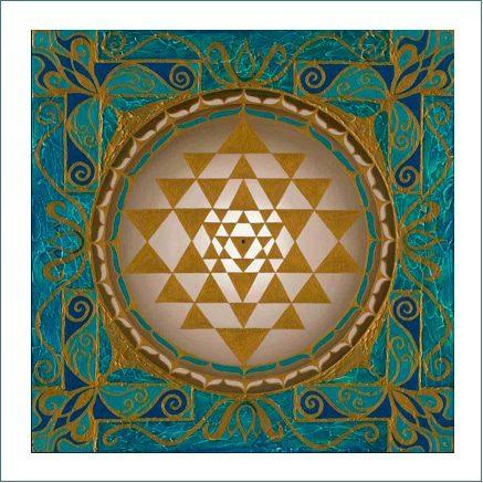 Sri Yantra - Beauté de l'univers