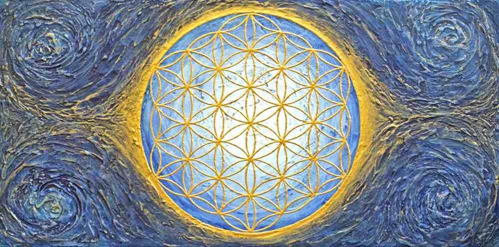 Blume des Lebens Bild: Eternity