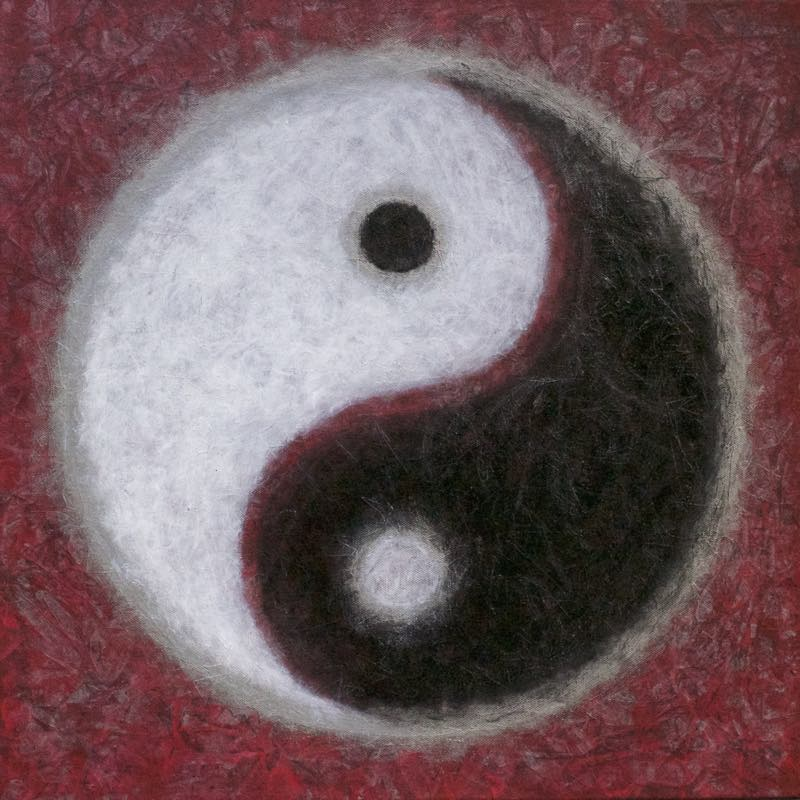 Yin Yang Bild: Forever and ever