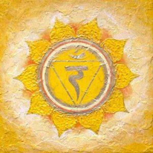 Solarplexuschakra, das dritte Chakra, Manipura Chakra, Nabelchakra