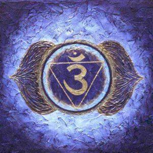 Stirnchakra, das fünfte Chakra, Ajan Chakra, Drittes Auge