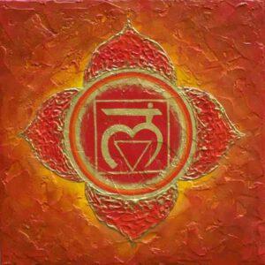 Wurzelchakra, das erste Chakra, Muladhara Chakra