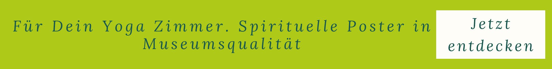 Spirituelle Poster in Museumsqualität