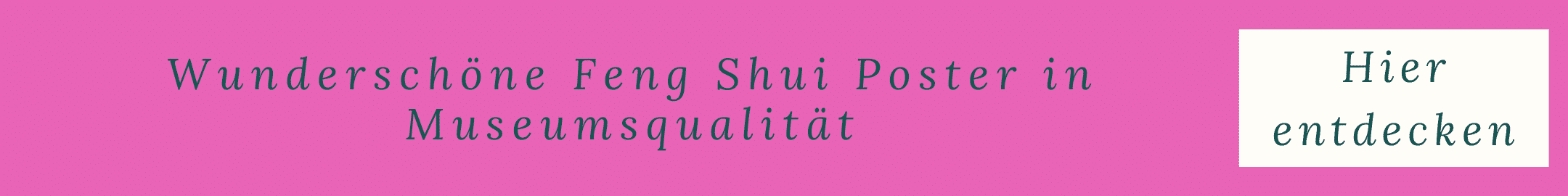 Spirituelle Poster für Dein Feng Shui Zimmer online kaufen