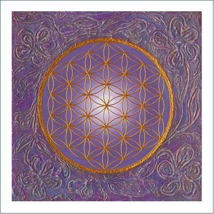 Poster Purple Fantasy